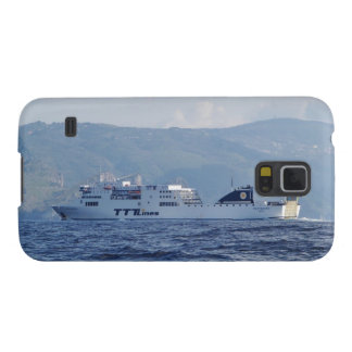 Ferry Partenope Galaxy S5 Cover