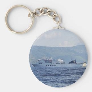 Ferry Partenope Keychain