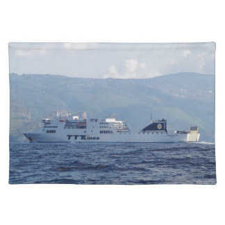 Ferry Partenope Placemats