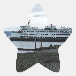 Ferry Star Sticker