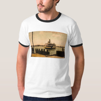 Ferry to Windsor, Canada from Detroit, Michigan Tshirt