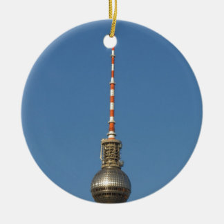 Fersehturm Television Tower Berlin Germany Christmas Ornaments