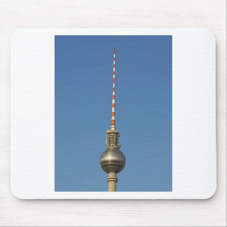 Fersehturm Television Tower Berlin Germany Mousepad