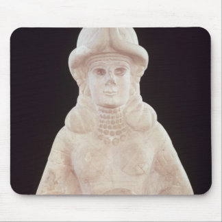 Fertility goddess, from Mari, Middle Euphrates Mouse Mat