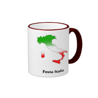 Festa Italia Coffee Mugs