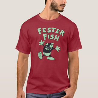 Fester Pose Dark T-Shirt