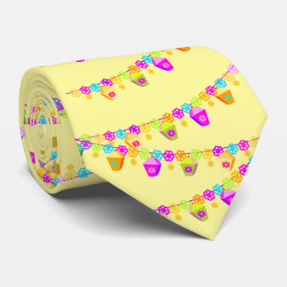 festival and holiday decorations. Yellow Tie