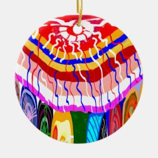 Festival Decorative TENT awning canopy sunshade Christmas Tree Ornaments