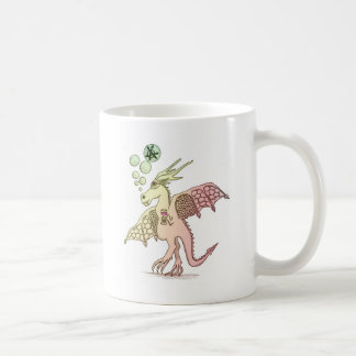 festival dragon mug