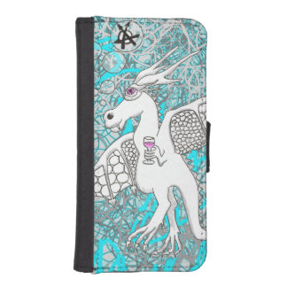 festival dragon phone wallet case