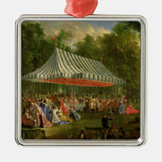 Festival Given by the Prince of Conti Christmas Ornament