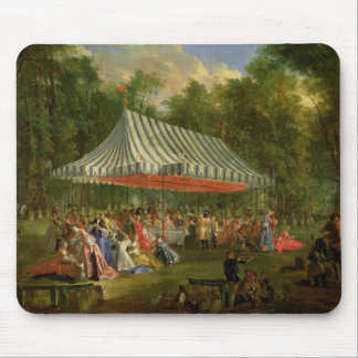 Festival Given by the Prince of Conti Mouse Pad