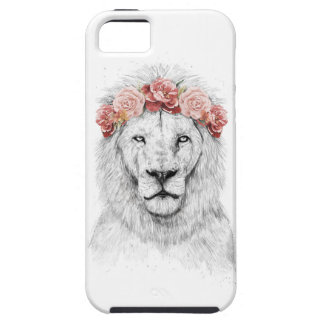 Festival lion case for the iPhone 5