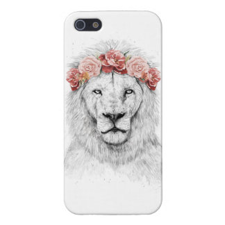 Festival lion cover for iPhone 5/5S
