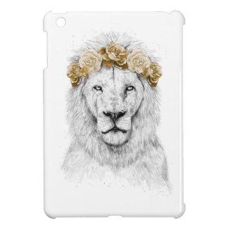 Festival lion II Cover For The iPad Mini