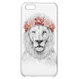 Festival lion iPhone 5C case