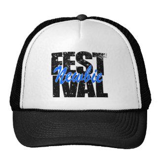 Festival Newbie (blk) Cap