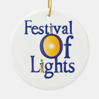 Festival Of Lights Christmas Ornament