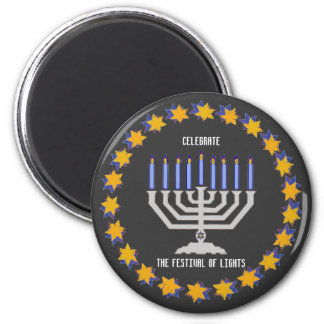 festival of lights magnet