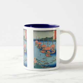Festival of Sanno Tsushi Art Mug