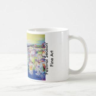 Festival Season Fine Art Mug