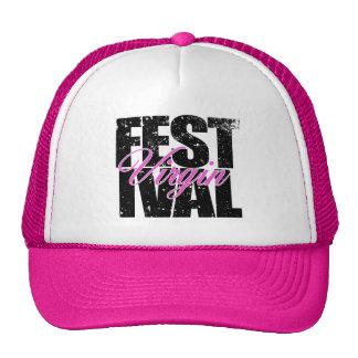 Festival Virgin (blk) Cap