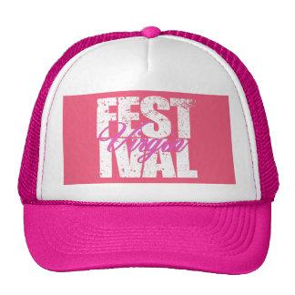 Festival Virgin (wht) Cap