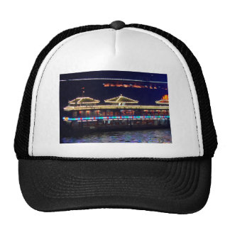 FESTIVALS : Chinese Sparkle Light BOAT Hats