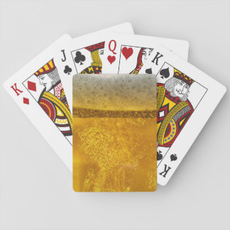 Festive Beer Galaxy a Celestial Quenching Playing Cards
