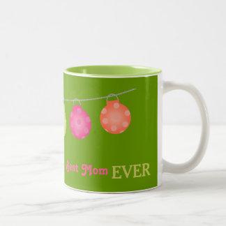 Festive Best Mom Ever Mug