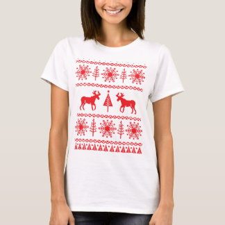 Festive Christmas Sweater Pattern