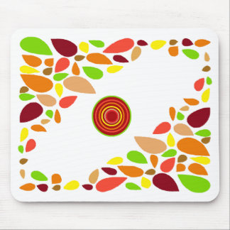 Festive Color Mouse Pad 2