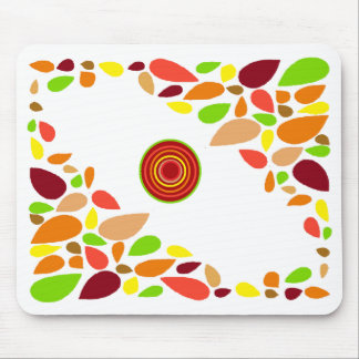 Festive Color MousePad