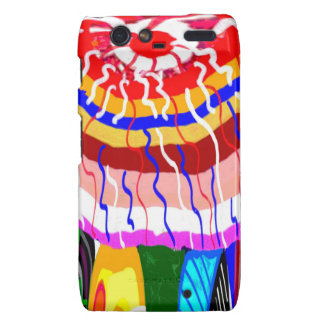 Festive Decorations awning  canopy  sunshade tent Droid RAZR Cover