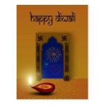 Festive Diwali - Postcard