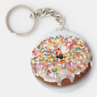 Festive Donut Keychains