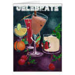 Festive Drinks Card