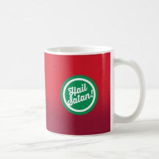 Festive Hail Satan Coffee Mug