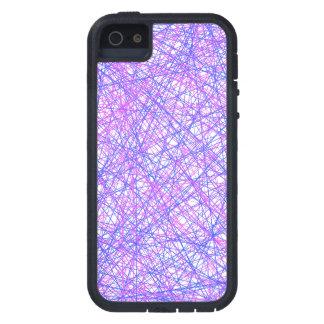 Festive Lines iPhone 5 Case