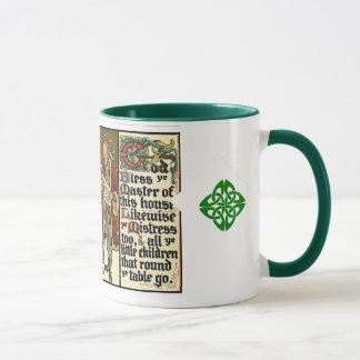 Festive Medieval Christmas Mug