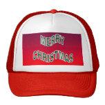Festive Merry Christmas Hats