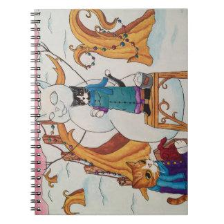 Festive Morning Notebooks