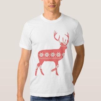 Festive Reindeer Tshirt
