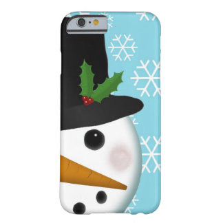 Festive Snowman Holiday for iPhone 6 case