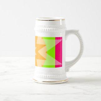 festive stars mug