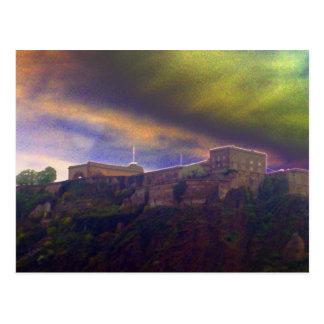 Festung Ehrenbreitstein Postcard