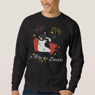 Fête du Canada Pull Over Sweatshirts