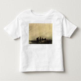 Feudal Ruins Toddler T-Shirt