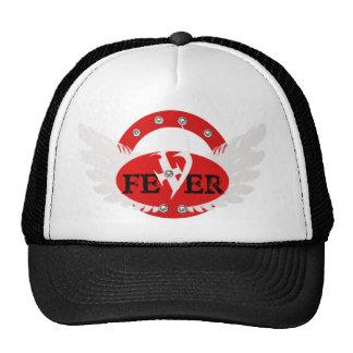 FEVER black & white hat