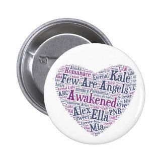 Few Are Angels Standard, 2¼ Inch Round Button